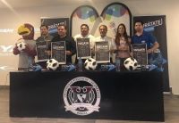 Universidad Vizcaya anuncia Copa Interprepas